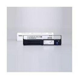 ☆NEC 純正 インクリボンカートリッジ(ブラック) PR-D700EX-01
