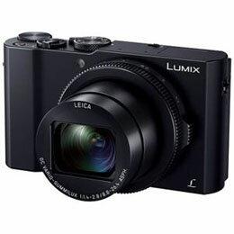 ☆Panasonic LUMIX(ルミックス) コンパクトデジタルカメラ DMC-LX9-K