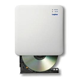 ☆エレコム WiFi対応CD録音ドライブ 2.4GHz iOS_Android対応 USB3.0 ホワイト LDR-PS24GWU3RWH