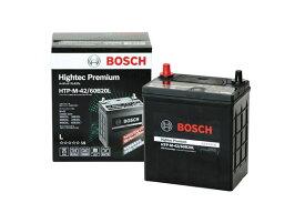 BOSCH ボッシュ Hightec Premium バッテリー HTP-M-42/60B20L 国産車用