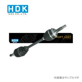 左右セット HDK 新品フロントドライブシャフト スバル サンバーバン TV2 4WD EN07F 2008年5月〜2010年7月 DS-FU-07 + DS-FU-07