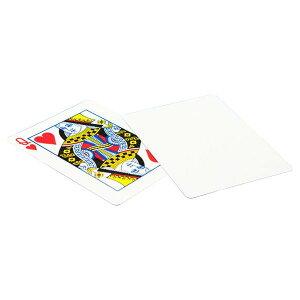 バイスクルマジックカード ブランクバック PCM06「他の商品と同梱不可/北海道、沖縄、離島別途送料」