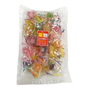 ◎【代引不可】果物ミックスゼリー 500g×12袋 D-34「他の商品と同梱不可/北海道、沖縄、離島別途送料」
