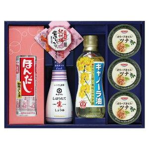 ◎味の素ほんだし&キッコーマンギフト AK-40A 7065-040「他の商品と同梱不可/北海道、沖縄、離島別途送料」