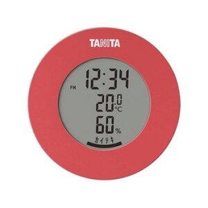 TANITA タニタ デジタル温湿度計 TT-585PK「他の商品と同梱不可/北海道、沖縄、離島別途送料」