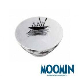 MOOMIN(ムーミン) ライスボールL(ニョロニョロ) MM704-311「他の商品と同梱不可/北海道、沖縄、離島別途送料」