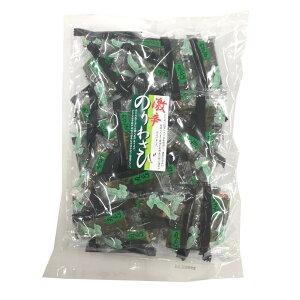 【代引不可】激辛のりわさび 200g×10袋 A-4「他の商品と同梱不可/北海道、沖縄、離島別途送料」