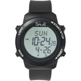 ☆GRUS 腕時計 歩幅計測 ウォーキングウォッチ GRS001-02