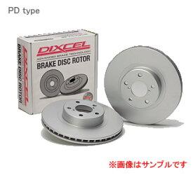 DIXCEL ディクセル ブレーキローター PD フロント PD3411092Sミツビシ パジェロ イオ H61W/62W/66W/67W 98/6〜 【NFR店】