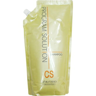 Shiseido taiseido program solutions shampoo CS 1400ml refill