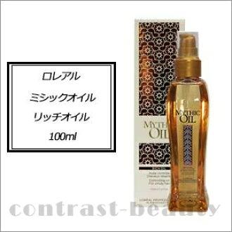 L ' Oréal mythic oil リッチオイル 125 ml fs3gm