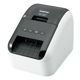 【送料無料】ブラザー ラベルプリンター QL-800/QL800 感熱ラベルプリンター 高速印刷 ドライバーインストール不要 コンパクト 人気 シンプル