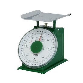 業務用 中型上皿はかり(秤) 検定品 4kg SM-4(目量20g) 大和製衡 YAMATO