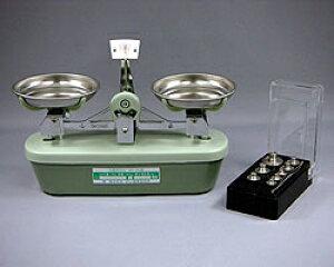 上皿天秤(分銅付)MS型 検定品 50g MS-50 村上衡器