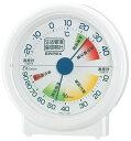 温湿度計 エンペックス アナログ 日本製 食中毒注意 置き型 生活管理温・湿度計 TM-2401