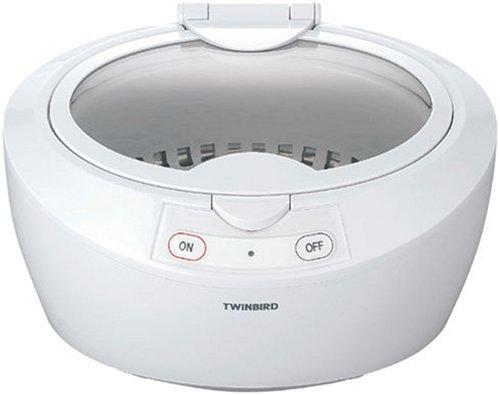 ツインバード/TWINBIRD 超音波洗浄器 EC-4518W