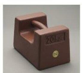 【送料無料】新光電子 鋳鉄 枕型分銅(M2級(3級)適合) 20kg