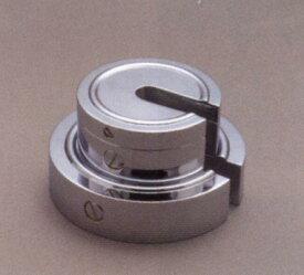 【送料無料】新光電子 黄銅クロムメッキ 増おもり型分銅(M1級(2級)適合) 2kg