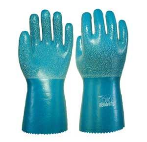 丸五 ニトリル製手袋 耐油万年#710 Sサイズ 10双セット