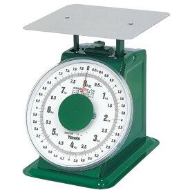 はかり 8kg 普及型 上皿はかり 検定品 SDX-8 アナログ 日本製 大和製衡 YAMATO