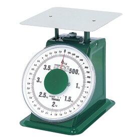 はかり 4kg 普及型 上皿はかり 検定品 SDX-4 アナログ 日本製 大和製衡 YAMATO