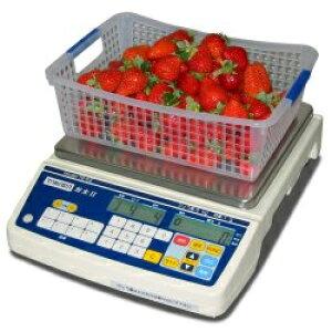 ランキングスケール 分太II 音声式重量選別機 15kg TB-15II 農家 農園 収穫 仕分け 作業 宝計機