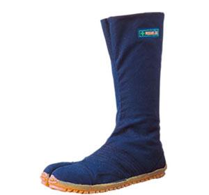 丸五 地下足袋/安全たび プロガードジョグ12枚(作業靴) 紺 27cm