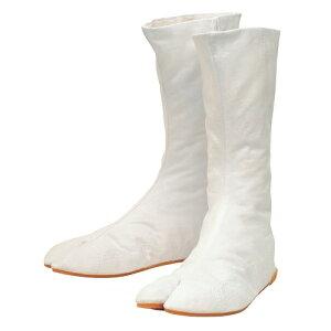 丸五 地下足袋 万年縫付12枚(縫付タイプ) 白 24.5cm