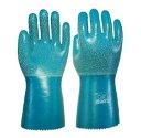 丸五 ニトリル製手袋 耐油万年#710 Lサイズ 10双セット