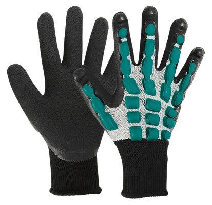 丸五 打ちつけや挟み込みから手甲を保護 まもるくん#920(ソフトタイプ)ブラック Lサイズ[ゆうメール可能]