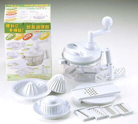便利に多機能野菜調理器 C-20 パール金属