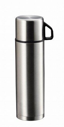 スタイルベーシック ダブルステンレスボトル500 H-6826 パール金属