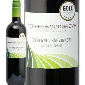 ペッパーウッドグローヴ カベルネ ソーヴィニョン 2017 赤ワイン アメリカ カリフォルニア 樽香 ワインインスタイル Pepperwood Grove Cabernet Sauvignon