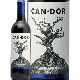 カンダー ジンファンデル ロット7 CANDOR Zinfandel Lot7 赤ワイン アメリカ カリフォルニア フルボディ ロダイ あす楽 即日出荷 リエゾン
