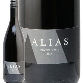 エイリアス ピノノワール 2017 ALIAS PINOT NOIR 赤ワイン アメリカ カリフォルニア 樽香 甘口 あす楽 即日出荷