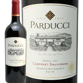 パラドゥッチ カベルネソーヴィニヨン 2017 PARDUCCI Cabernet Sauvignon 赤ワイン アメリカ カリフォルニア フルボディ 中川ワイン