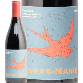 リヴァース マリー ピノノワール ベアワロー ヴィンヤード アンダーソン ヴァレー 2016 RIVERS-MARIE Pinot Noir Bearwallow Vineyard Anderson Valley