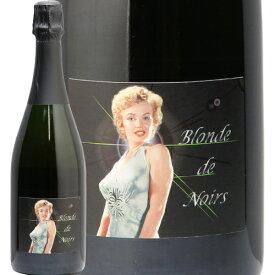 マリリン モンロー ブロンド ド ノワール キュヴェ イレブン Marilyn Blonde De Noirs Cuvee 11 スパークリングワイン アメリカ カリフォルニア やや辛口 正規品 Napa Wine Trust