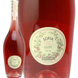 フランシス コッポラ ソフィア ロゼ 2017 モントレー Francis Coppola Sofia Rose アメリカ カリフォルニア ワイン ワインインスタイル 辛口 あす楽 即日出荷