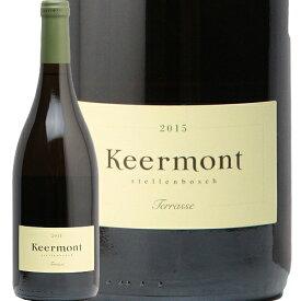 キアモント テラッセ 2017 Keermont Terrasse 白ワイン 南アフリカ 辛口 シュナンブラン ステレンボッシュ マスダ あす楽 即日出荷