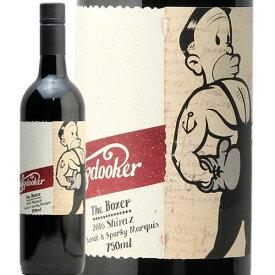 ザ ボクサー 2018 モリードゥーカー The Boxer シラーズ 赤ワイン オーストラリア アイコニックワイン フルボディ 濃厚 Mollydooker