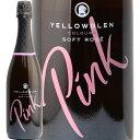 イエローグレン ピンク Yellowglen Pink NV スパークリングワイン オーストラリア 泡 あす楽 即日出荷 やや辛口 ヴィレッジセラーズ