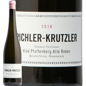ピヒラー クルツラー グリューナー フェルトリーナー リート プァッフェンベルク アルテ レーベン 2016 Pichler-Krutzler GrunerVeltliner Ried Pfaffenberg Alte Reben 白ワイン オーストリア やや辛口 フィラディス