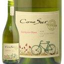 コノスル ソーヴィニヨンブラン オーガニック 2018 Cono Sur Organic Sauvignon Blanc 白ワイン チリ 有機栽培 やや辛口 即日出荷 スマイル