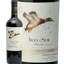 デルスール カベルネソーヴィニヨン レゼルバ 2017 Aves del sur Cabernet Sauvingnon Reserva 赤ワイン チリ 新樽香 あす楽 即日出荷 モトックス バニラ