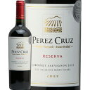 ペレス クルス カベルネ ソーヴィニヨン レセルバ 2015 Perez Cruz Cabernet Sauvignon Reserva 赤ワイン チリ フルボディ プラチナム獲得 稲葉