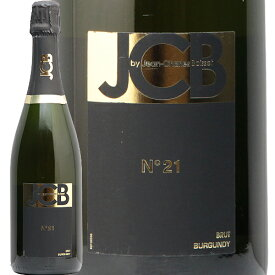 JCB No. 21 ブリュット クレマン ド ブルゴーニュ N°21 Brut Cremant de Bourgogne スパークリング フランス ワイン やや辛口 中川ワイン