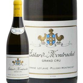 バタール モンラッシェ グラン クリュ 2016 ルフレーヴ Batard-Montrachet Grand Cru LEFLAIVE 白ワイン フランス ブルゴーニュ やや辛口 ラック