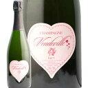 ヴァンドヴィル ハート ラベル ジャニソン・バラドン シャンパン フランス シャンパーニュ 辛口 ヌーヴェルセレクション 即日出荷 あす楽