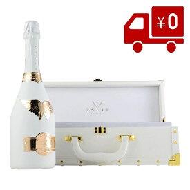 あす楽 周年記念 エンジェル ブリュット ロゼ ホワイト シャンパン 箱付き 正規品送料無料 誕生日 バースデー ウェディング パーティー開店御祝 周年記念 結婚御祝い インスタ映え